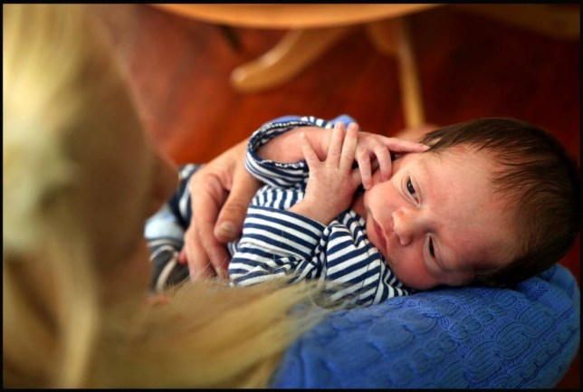 BNPS.co.uk (01202 558833) Pic: SallyAdams/BNPS A two-month-old baby that was born prematurely then forced to sleep in his homeless parents' car has died. The tiny youngster, called Donald, was born two weeks early in Poole, Dorset, in July and his parents had no choice but to live out of their car after they were thrown out of their rented accommodation. They moved back to the mother's home town in Kent in search of help but it has now been revealed that Donald died. The cause of death is unknown.