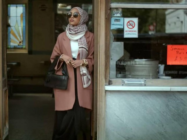 Twenty-three year old Mariah Idrissi as featured in H&M's autumn collection video. YouTube H&M features its first Muslim model in a hijab Twenty-three year old Mariah Idrissi is the first Muslim woman in a hijab to be featured by world's second largest fashion store
