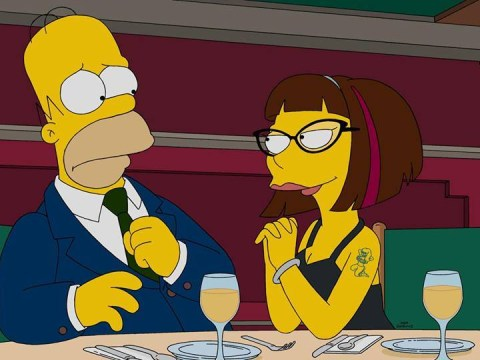 Here's the truth behind that Homer and Marge Simpson break up