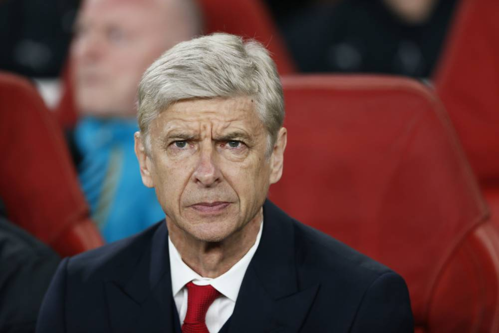 Football - Arsenal v Olympiacos - UEFA Champions League Group Stage - Group F - Emirates Stadium, London, England - 29/9/15 Arsenal manager Arsene Wenger before the match Reuters / Stefan Wermuth Livepic EDITORIAL USE ONLY.