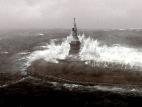 We could be submerged by rising sea levels sooner than we think