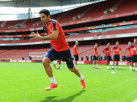 Mikel Arteta reveals his Arsenal hell after lengthy period out injured