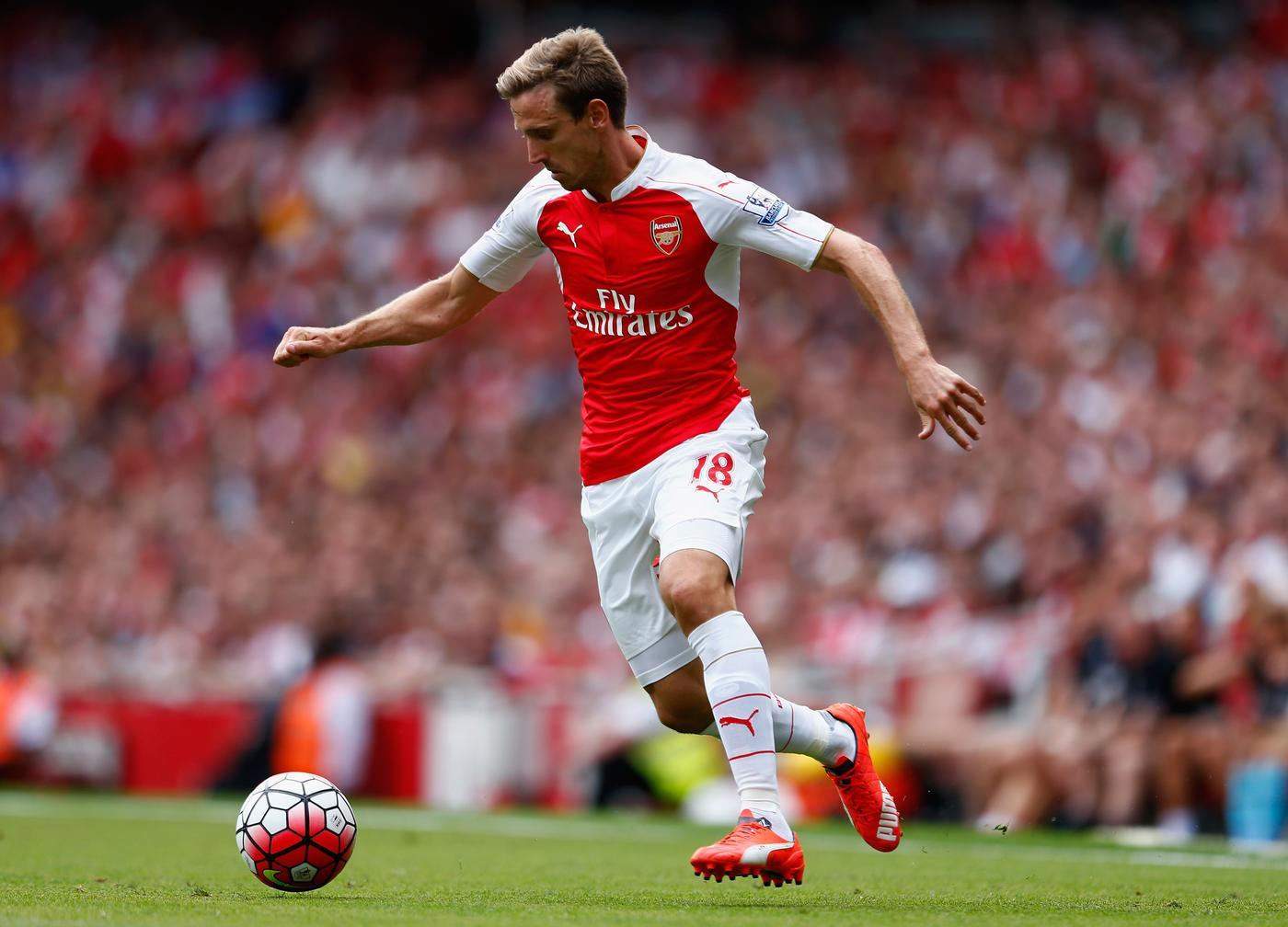 Reports: Arsene Wenger blocked Nacho Monreal's Arsenal exit to Athletic Bilbao