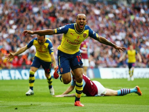 Why it's finally time for Arsenal's Theo Walcott to fulfil his potential
