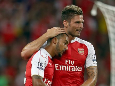 Arsenal manager Arsene Wenger should drop Aaron Ramsey and play both Olivier Giroud or Theo Walcott