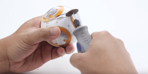 These guys destroyed the Star Wars BB-8 droid we all want just to see how it works
