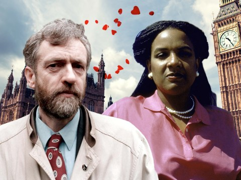Jeremy Corbyn and Diane Abbott 'had a fling in the 1970s' and people are demanding a screenplay
