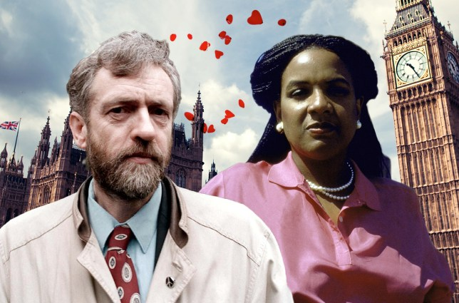 So apparently Jezza and Diane Abbott had a fling (Picture: Peter Jordan/The LIFE Images/Getty)