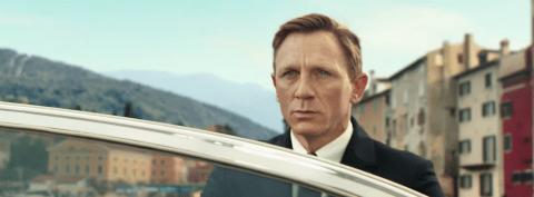 Daniel Craig meets classic Bond baddie in new TV advert