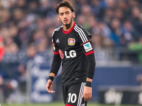 Hakan Calhanoglu to begin Manchester United career after agreeing £26.4million transfer – report