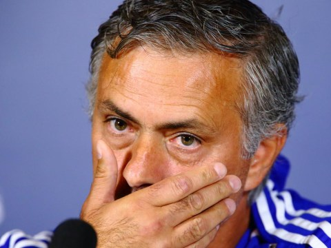 Chelsea boss Jose Mourinho actually mentions relegation after Everton defeat