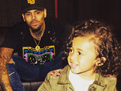 Chris Brown had to take a drug test during custody battle for daughter
