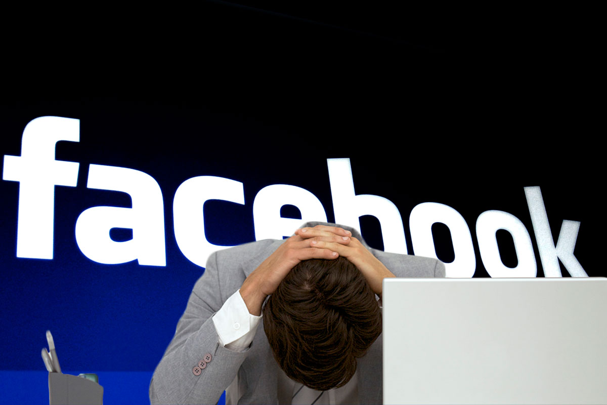 Facebook is down: Twitter reacts