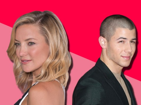 OMG! Is Kate Hudson actually dating a Jonas brother?