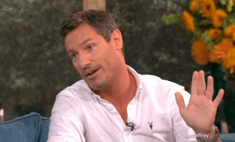 Dean Gaffney jokes about his 'very wooden' acting as he discusses EastEnders return