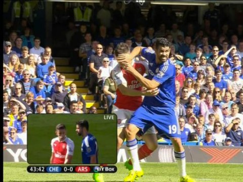 Chelsea star Diego Costa has perfected the style of game he plays, says Arsenal legend Martin Keown