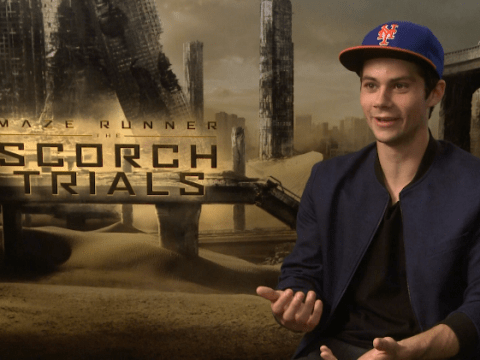 Scorch Trials Interview: Dylan O'Brien talks Game Of Thrones, British accents and cheeky Nando's