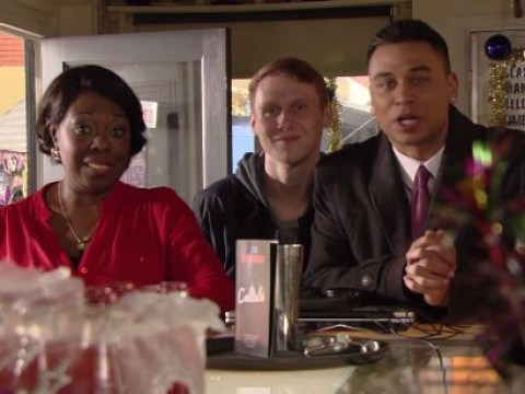 EastEnders and Emmerdale wish the Coronation Street cast lots of luck for the live episode in the cutest way