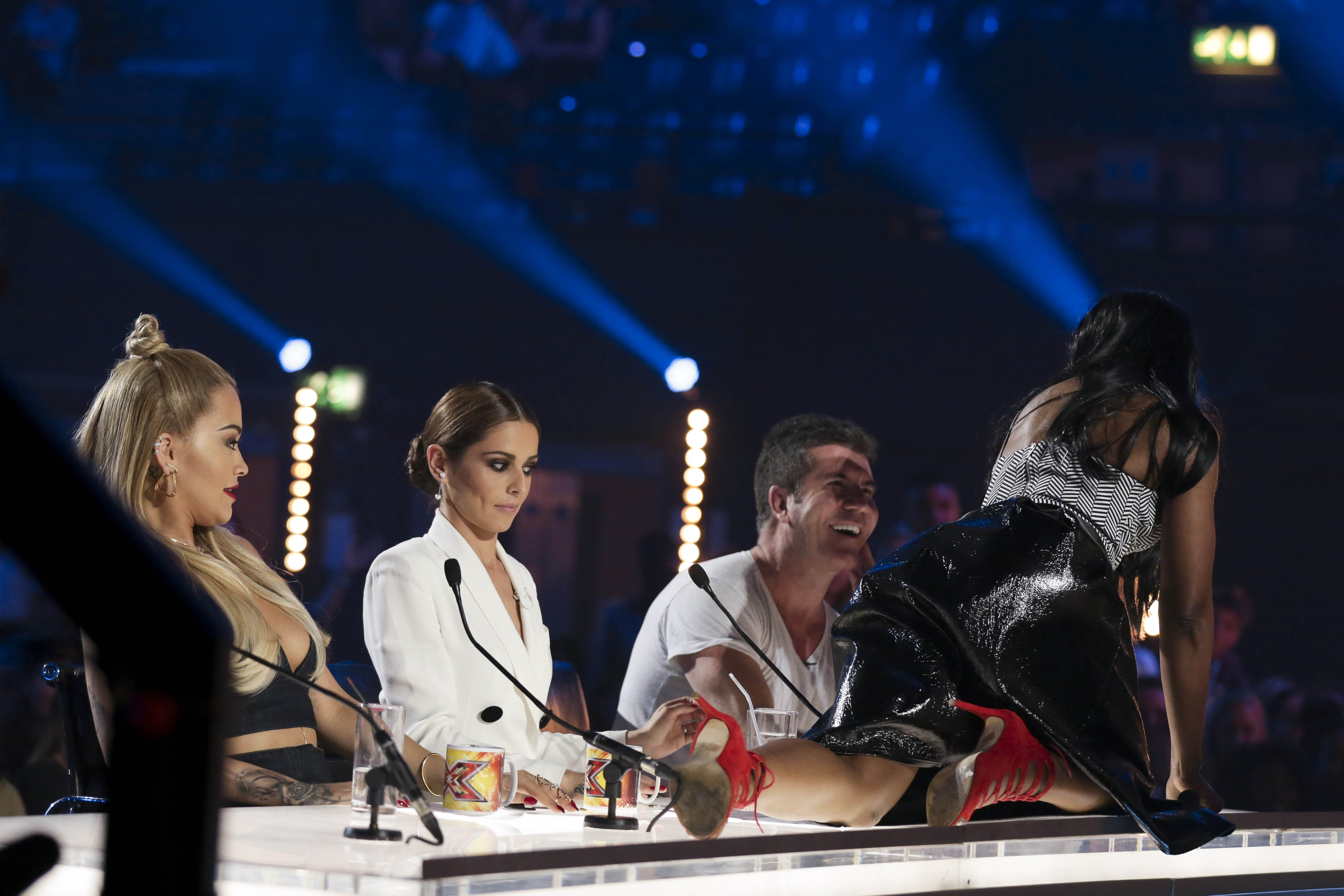 The X Factor 2015: From an Olly Murs tribute act to a 'nasty' Tina Turner routine – who impressed the judges this week?