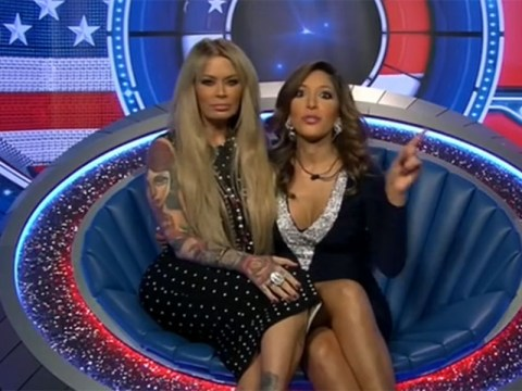Farrah and Jenna evicted from Celebrity Big Brother – and promptly sent back in to a secret room