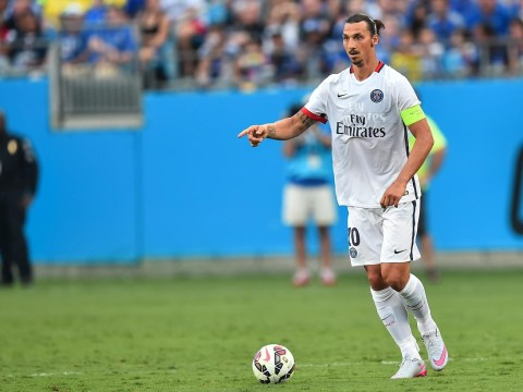 Arsenal could make deadline day move for Zlatan Ibrahimovic with PSG open to transfer – report