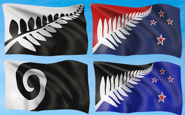 New Zealand has released the shortlist for its new flag | Metro News