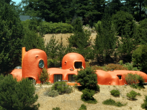Epic news: You can now buy the 'Flintstone' house – but it's not cheap