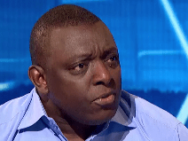 BBC pundit Garth Crooks launches angry rant against referee Mike Dean after Chelsea v Arsenal match