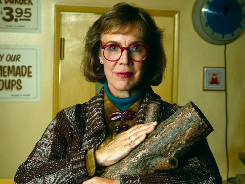 Twin Peaks actress Catherine E Coulson – aka the Log Lady – dies aged 71