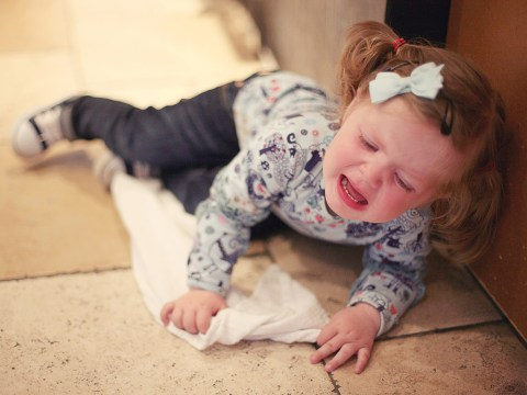 Toddlers act like total d*cks for no reason, says this study