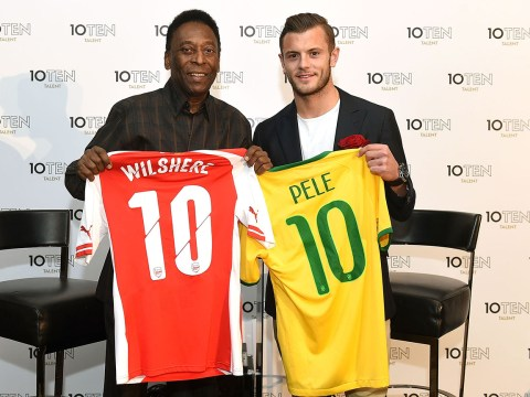 Pele: I'd rather play for Arsenal than Chelsea