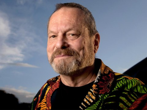 Monty Python star Terry Gilliam responds to reports of his 'death' in the best possible way