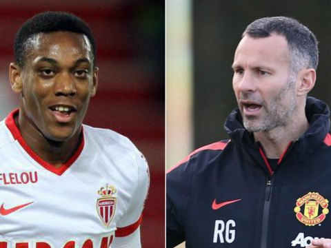 Manchester United assistant manager Ryan Giggs convinced Louis van Gaal to seal Anthony Martial transfer