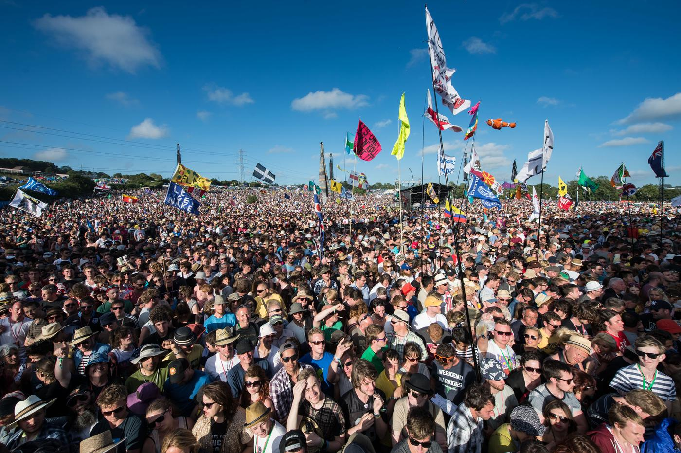 Glastonbury have picked their 2016 and 2017 headliners… but who could they be?