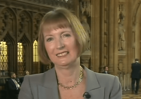 Harriet Harman fires parting shot at Jeremy Corbyn as she steps down