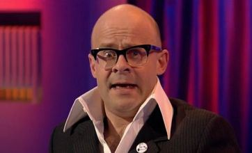 Harry Hill has grown a beard – and it changes everything