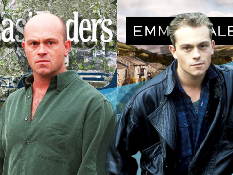 So who else remembers when Ross Kemp was in Emmerdale then?