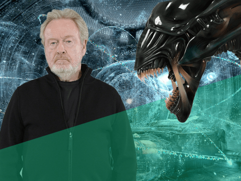 Ridley Scott wants three more Prometheus sequels before getting to Alien reveal