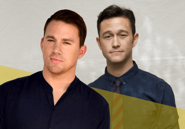 Channing Tatum broke in Joseph Gordon Levitt's apartment once Credit: Rex Features