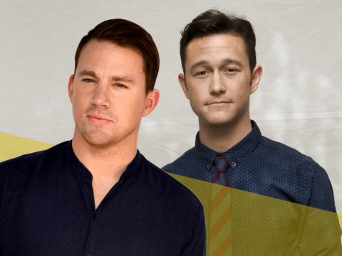Channing Tatum broke into Joseph Gordon Levitt's apartment once like all good friends do