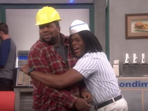Kenan and Kel FINALLY reunited in this Good Burger sketch and it was awesome