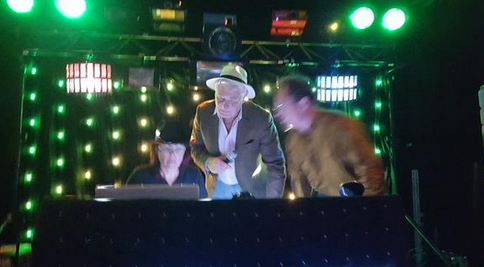 The Lib Dems held a disco, and it was every bit as glorious as it sounds