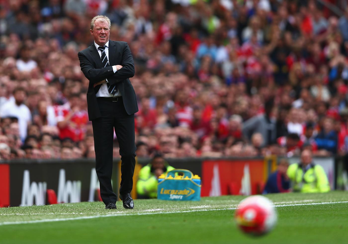Newcastle United boss Steve McClaren gets a chance of redemption as he faces Slaven Bilic's West Ham United