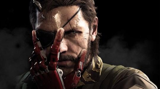 Metal Gear Solid 5 screenshot