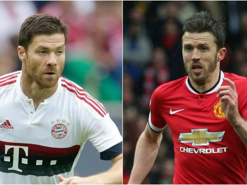 Liverpool legend Xabi Alonso sees himself in Manchester United's Michael Carrick