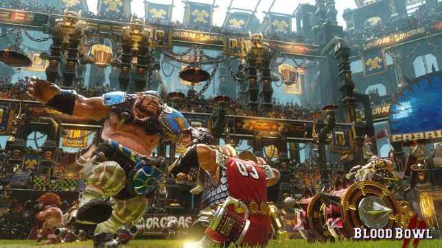 Blood Bowl II (PS4) - brutal deluxe