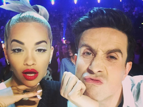 The X Factor 2015: Nick Grimshaw mocks Rita Ora's judging skills after she makes a series of clangers