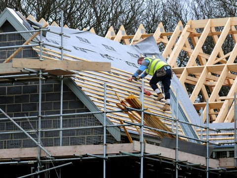 The government wants 1million new homes to be built by 2020