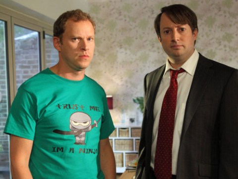 Peep Show's David Mitchell and Robert Webb are working on a 'middle-aged' sitcom