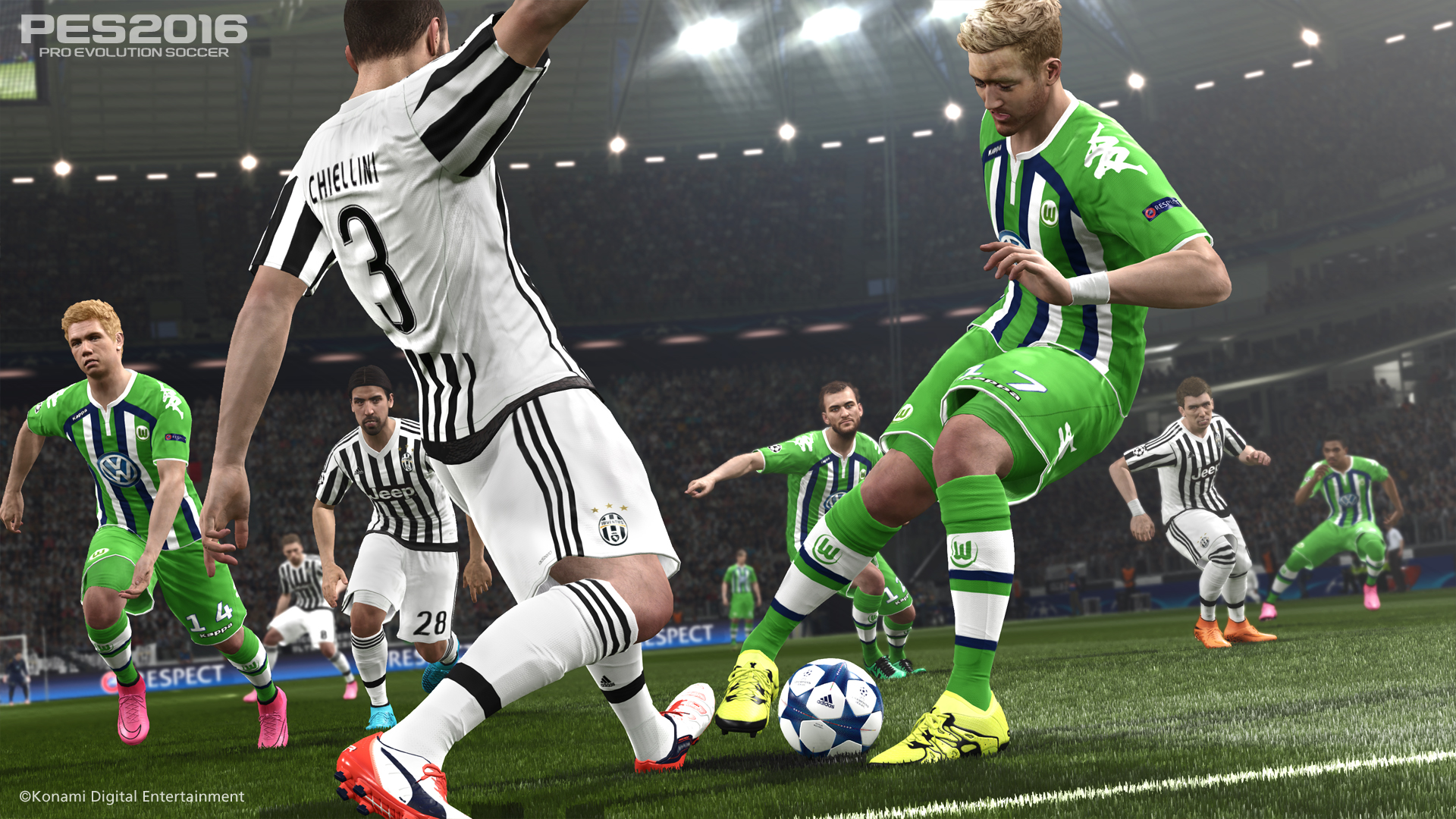 PES 2016 - is it better or worse than FIFA 16?